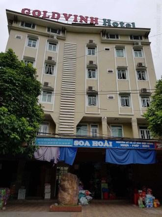 Gold Vinh Hotel