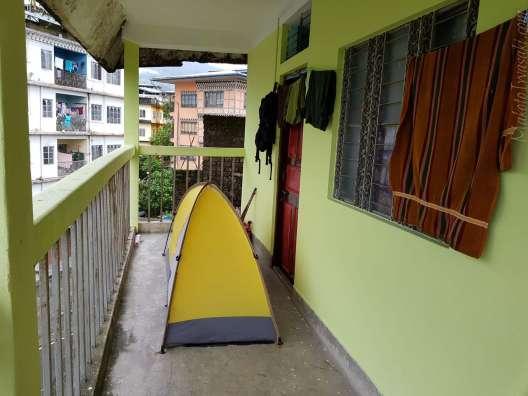 Jaigaon の CHHAYA HOTEL