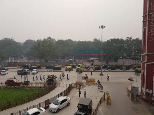Old Delhi 駅