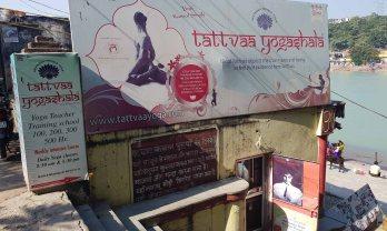 Kamal の Tattvaa Yogashalaは今