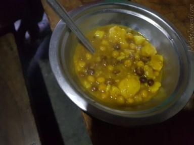 豆カレー20Rs