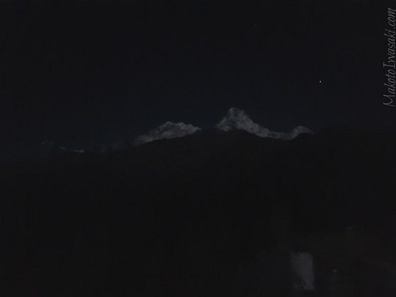 月明かりのアンナプルナ 5:54