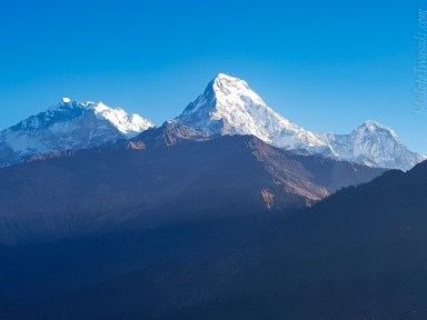 7:48 Annapurna South 7219m