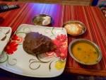ポカラの家庭食