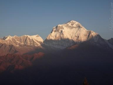 7:17 Dhaulagiri 8171m