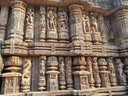 朝の Surya Mandir 太陽寺院