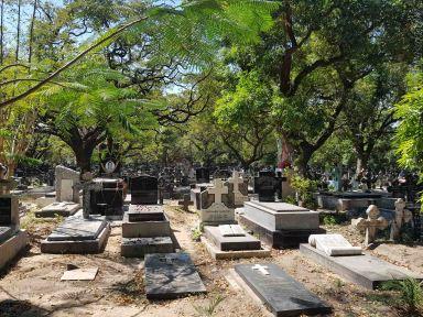 切支丹墓地