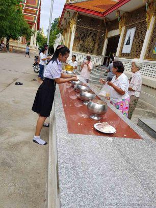 寺の祭り事