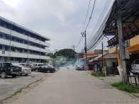 毒ガス部隊が頻繁にやってくる:チェンライ