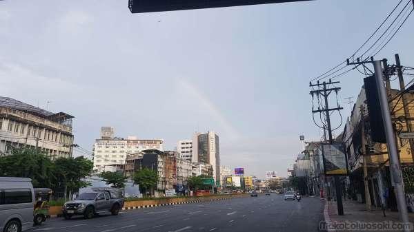 バンコク虹