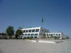 Turkmenabat の駅