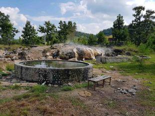 カエル地獄のムアンペン温泉