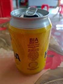 このビールは5%アルコール分