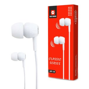 Mak Power Earphone HF 19 Universal