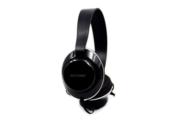 Mak Power Headphones HP09