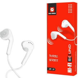 Mak Power Handsfree Earphone HF 31