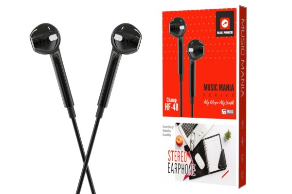 Mak Power Handsfree Earphone HF 48