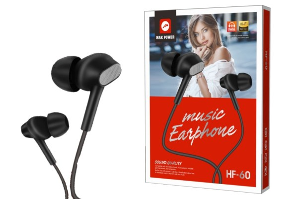 Mak Power Handsfree Earphone HF 60