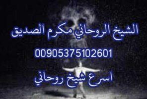 فك السحر اقوى شيخ روحاني 00905375102601