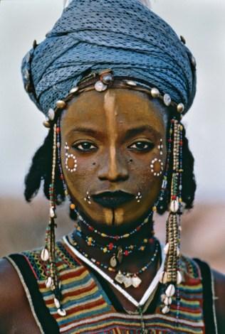 Steve McCurry,Tahoua, Niger, 1986