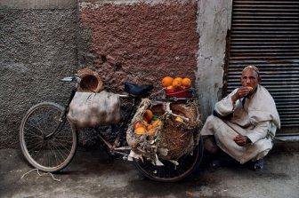 Steve McCurry, Morocco, 1988, MOROCCO-10029