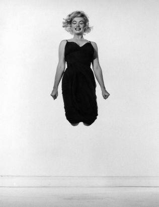 PHILIPPE HALSMAN-Marilyn Monroe