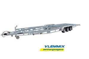 Tiny house trailer Model J 3500 kg 3-aksler Vlemmix