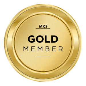 Circle Design Membership Level GOLD