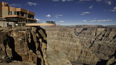 Grand Canyon Skywalk, Arizona, ABD