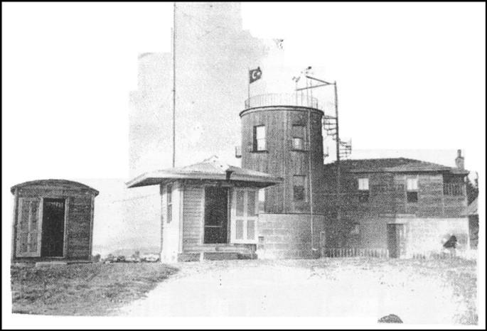 Rasathane-i Amire'den Kandilli Rasathanesi'ne 150 Yıl