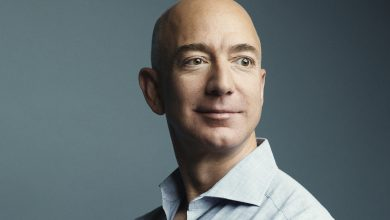 Photo of Jeff Bezos