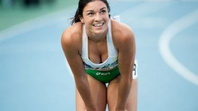 Photo of Michelle Jenneke