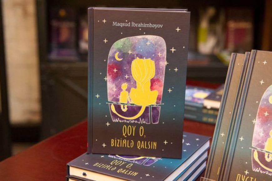 Fevralın 28-də Baku Book Center'də böyük təqdimat keçiriləcək