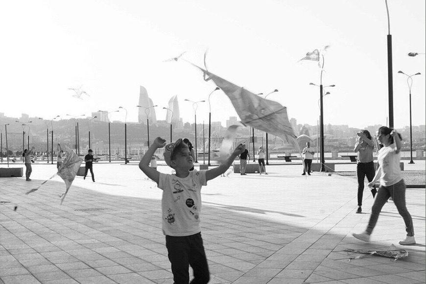 """YARADAN yaradıcı birliyi """"Gözəl bir gün"""" festivalı çərçivəsində uşaqlar üçün sevinclə dolu növbəti bir gün təşkil etdilər"""