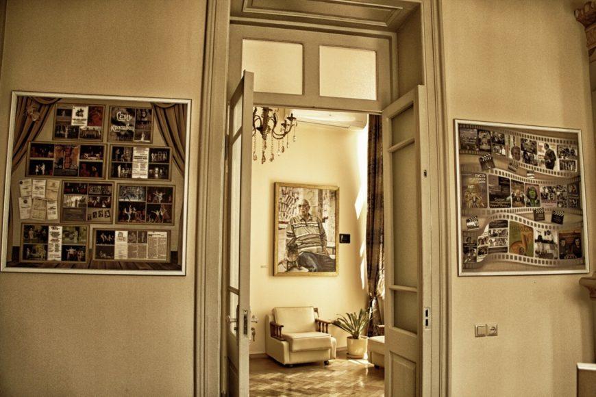 Центр Творчества Максуда Ибрагимбекова в  объективе фотографа Agdes Baghirzade