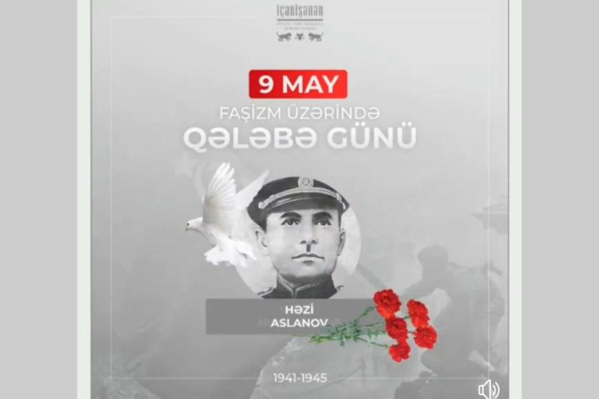 9 May – Qələbə Günü