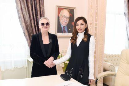 Центр Творчества Максуда Ибрагимбекова поздравляет вице-президента Азербайджана Мехрибан ханум Алиеву