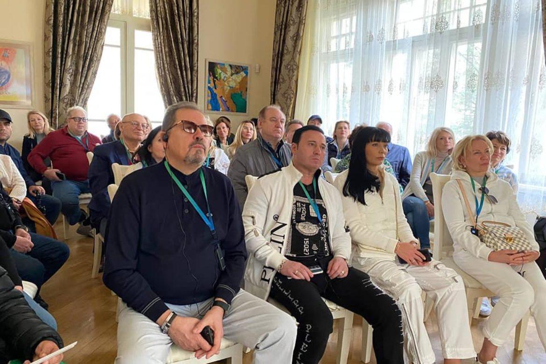 Центр Творчества Максуда Ибрагимбекова посетил — «Московский Английский Клуб».