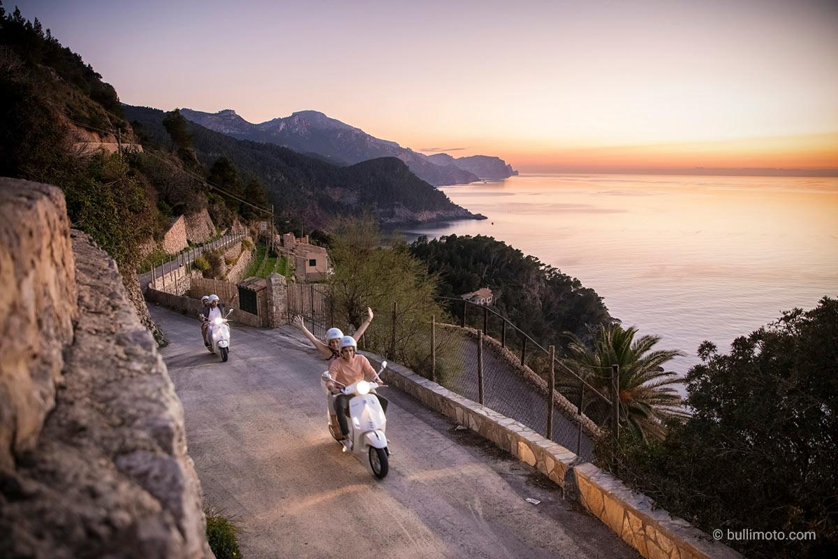 Vespa Ride Through The Tramuntana Mountains MaksyBoats
