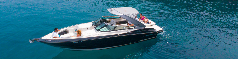 Boat Charter in Port de Sóller (Mallorca) Monterey 32 SS