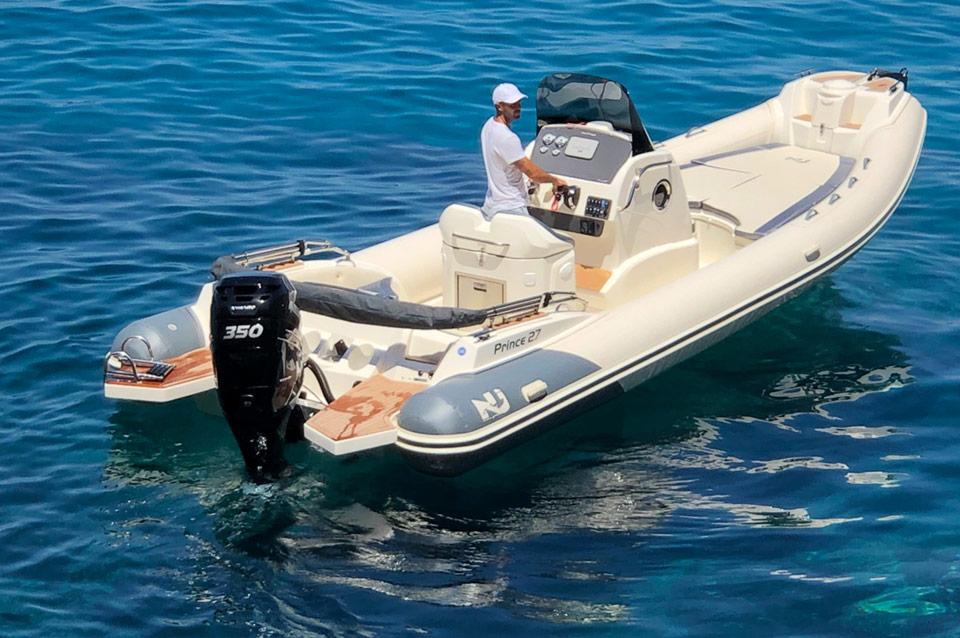 Nuova Jolly 27 Alquiler de barcos Mallorca