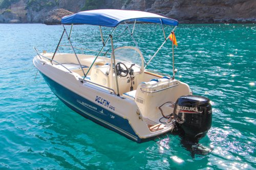 Alquiler de barcos Port Soller Quicksilver 500