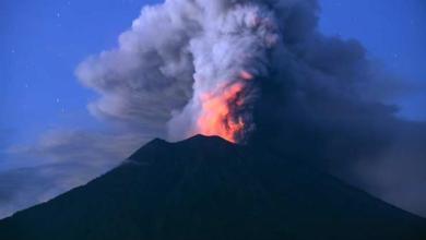 بركان اناك كراكاتو