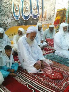Hazrat Rafiq Ahmad Shah Qureshi