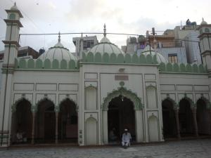 Mosque in Khanqah Mazhariya