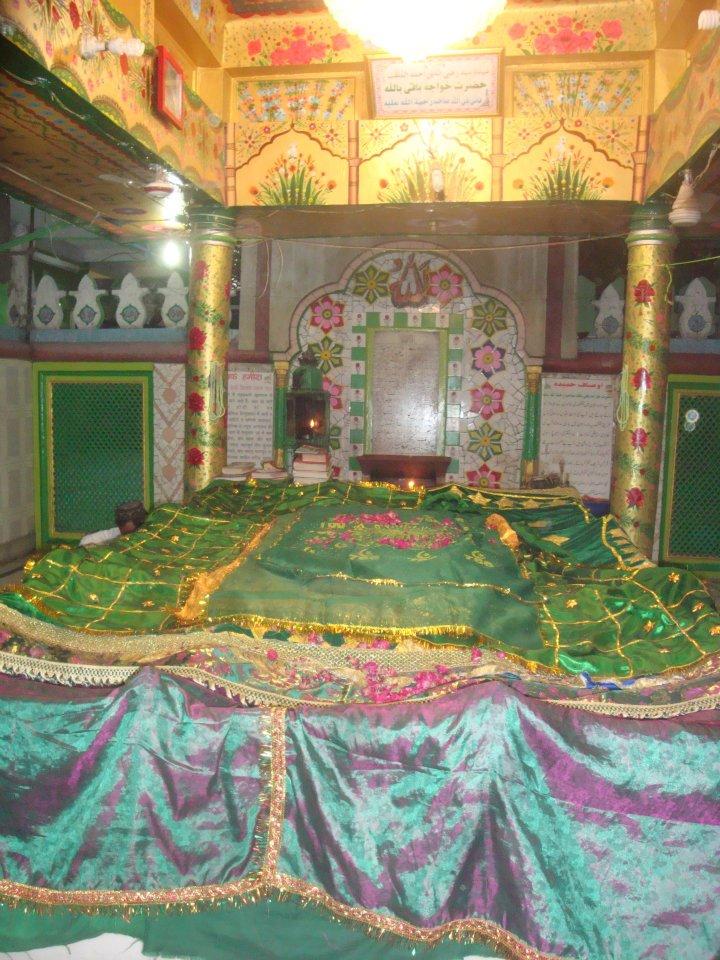 Khwaja Muhammad Baqi Billah Naqshbandi (971-1012 AH) | Ghaffari