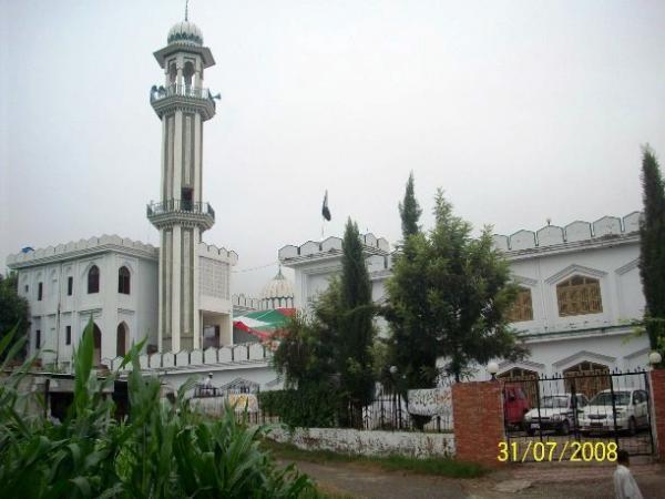 Khanqah Baghar Sharif near Kahuta, Islamabad
