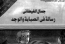 Photo of كتاب رسالة في الصبابة والوجد جمال الغيطاني PDF