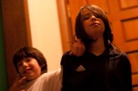 Matt and Jake circa 2006.