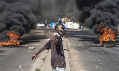 Protests in Bulawayo